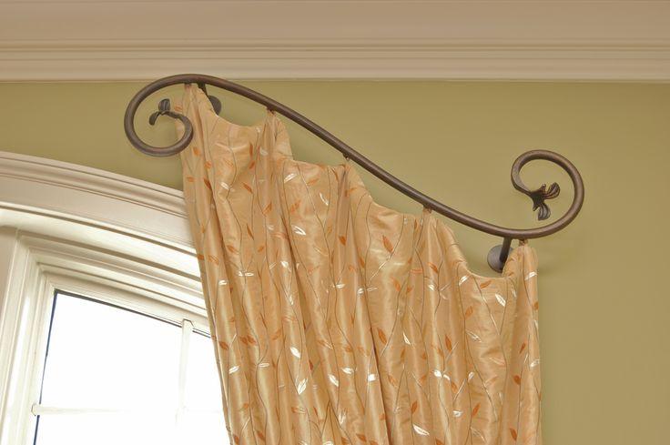 17 Best Ideas About Curtain Rails On Pinterest Corner