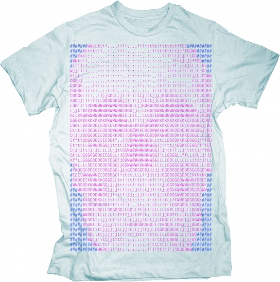 ASCII SKULL   Price:$25.00