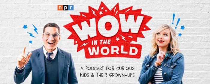 Science Podcasts for Kids