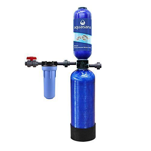 Whole House Water Filter System 600.000 Gallon Carbon Filtration Healthy Water #AquaSafe