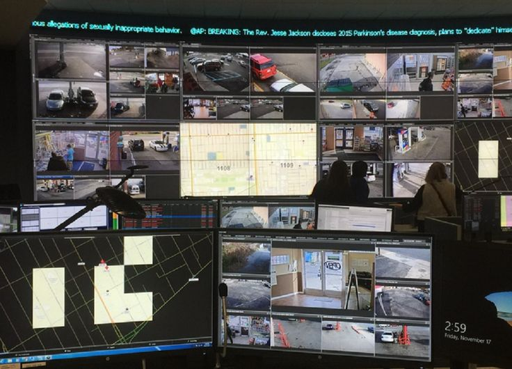Detroit Police Department has Grand Opening of new Real Time Crime Center [Video]