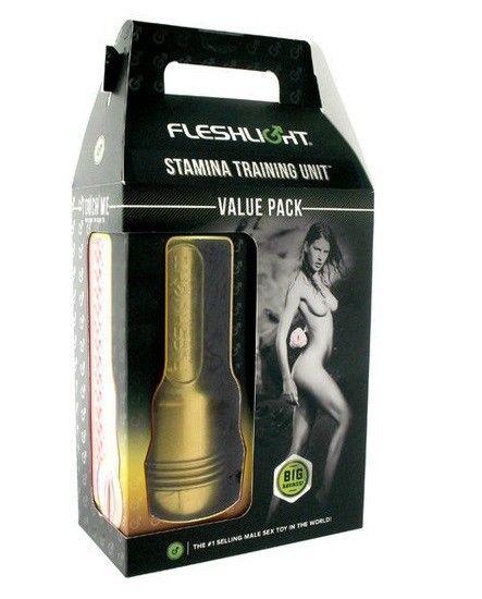 Fleshlight - Stamina Training Unit Value Pack
