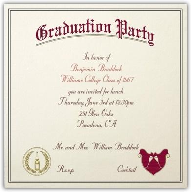 Best Graduation Invite Images On   Graduation