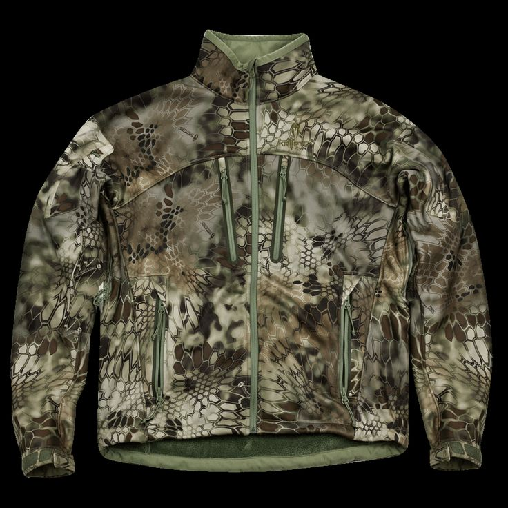 Kryptek Cadog - This is one of the nicest jackets I have ever tried on!!!