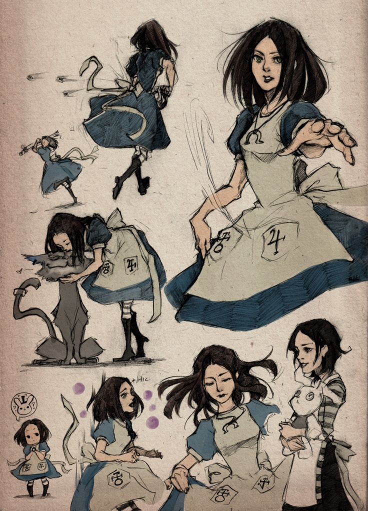 Alice Madness Returns by ~breaktown