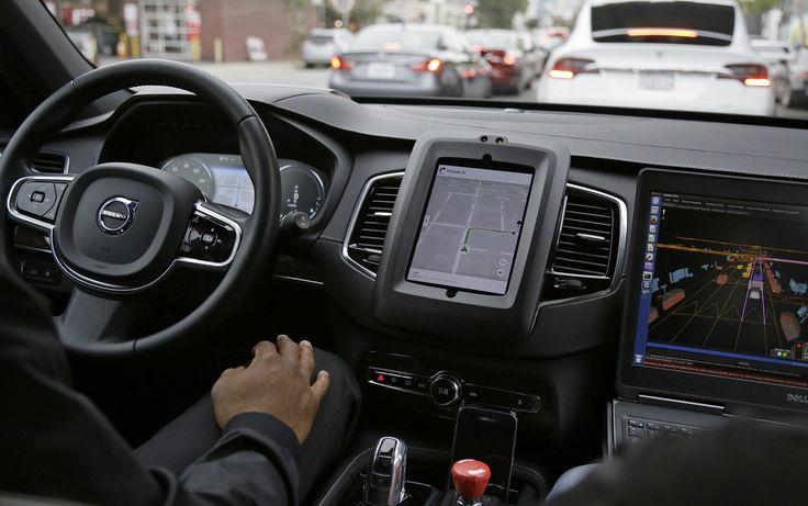 #TimBeta #TimBeta Câmara dos EUA aprova projeto sobre carros autônomos #BetaLab #BetaLab