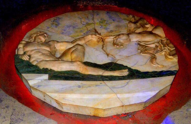Interior #CatedraldeSal, fotografía de Isa Forero. #Zipaquirá #Zipaquiráturística. #Colombia #larespuestaesCOlombia