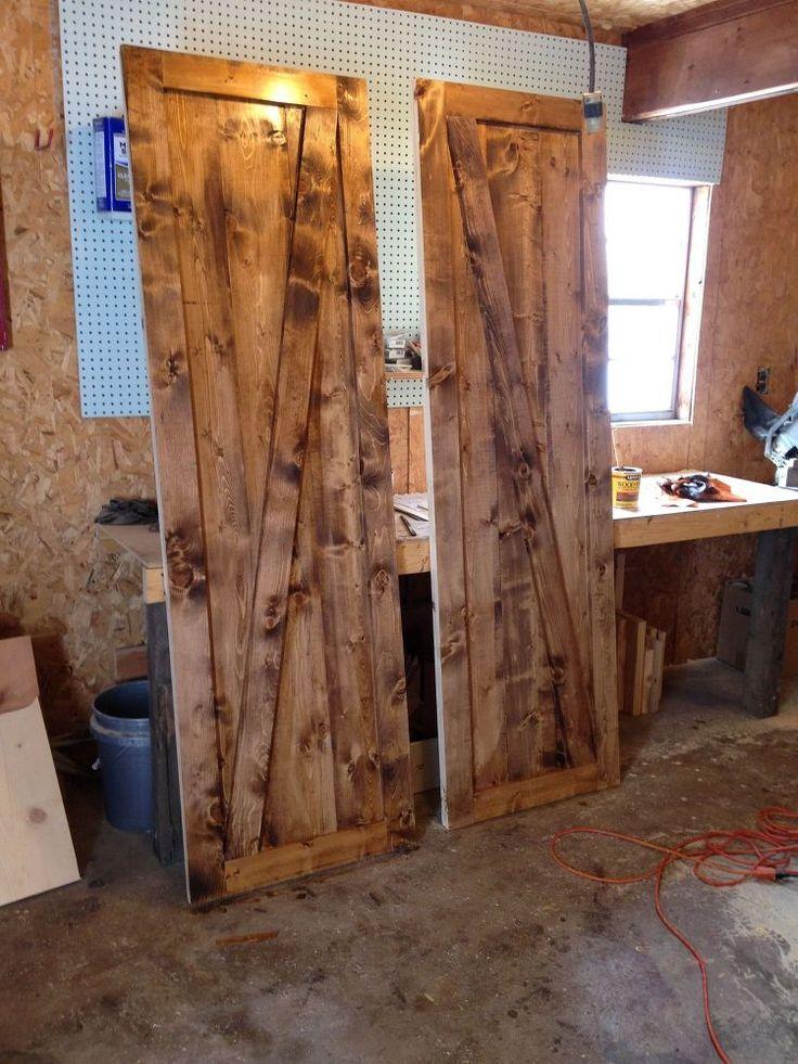 45 best barn doors images on pinterest sliding doors for 32 inch sliding barn door