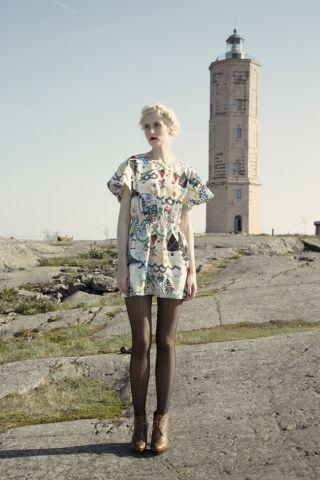 S/S 2015 Moomin by Ivana Helsinki   Ivana Helsinki