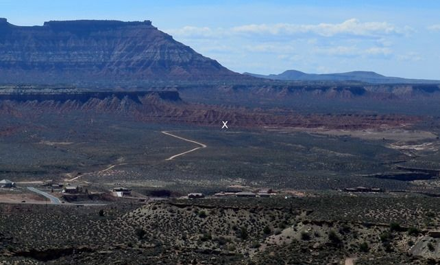 Boondocking Near Virgin Utah Boondocking Dispersed
