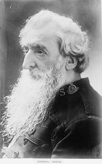 william booth and the salvation army essay The skeleton army was a diffuse group, particularly in southern england, that  opposed and  the earliest reference to an organised opposition to the  salvation army was in august 1880 in  william booth  in weston-super-mare,  in march 1882 captain william beatty, thomas bowden and william mullins  were given a.