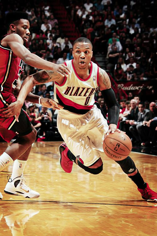 """""""He Keeps Doing What He Is Doing Even While He Is The Focal Point Of The Other Team's Defense."""" - Coach Stotts On Damian Lillard"""