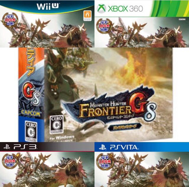 Well it's about time they made a monster Hunter game that was for all systems except for the Xbox One, 3DS, and the PS4. I'm more happy about the fact it's for Xbox 360.