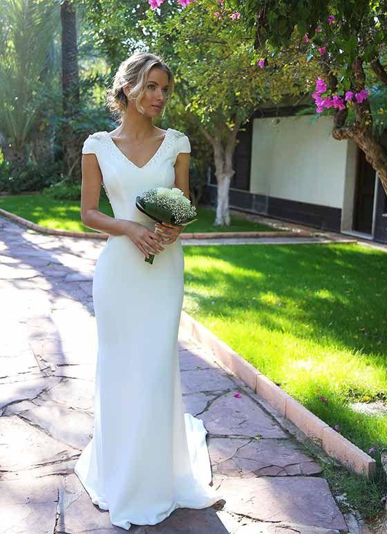 Coleccion Novia Silvia Navarro Pinterest Wedding Dress Bodas And