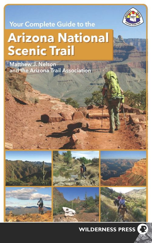 Arizona Trail Guidebook