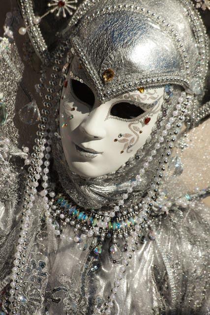 Venetian Carnival Mask ~