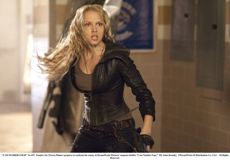 teresa palmer | MEET TERESA PALMER OF 'I AM NUMBER FOUR'