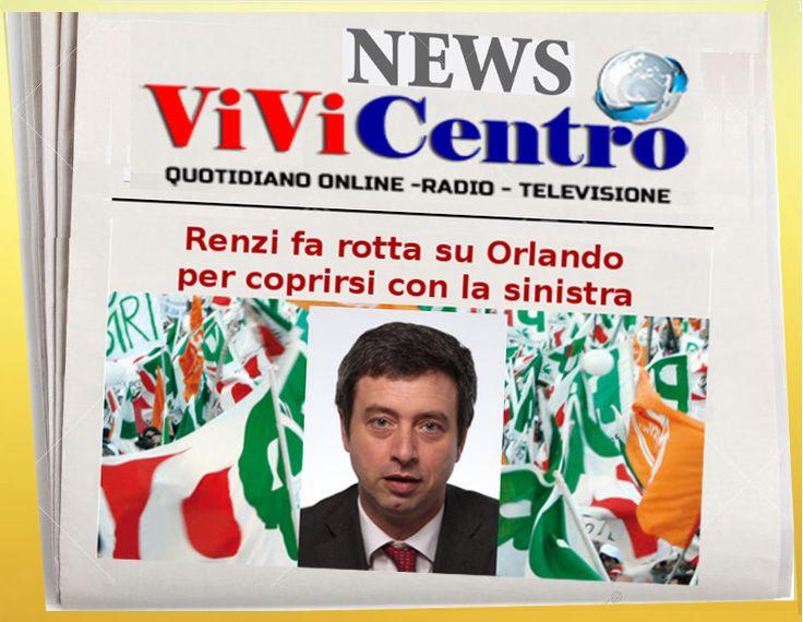 Orlando annuncia l'intenzione di correre per la segreteria e fa felice Renzi