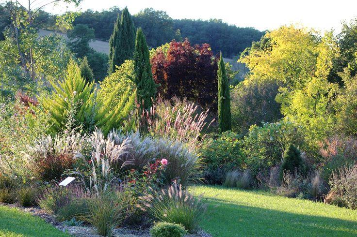 Les graminées ornementales apportent couleur, légèreté et mouvement dans un jardin. Avec Renée Boy-Faget, du Jardin d'Entêoulet, découvrez 6 graminées particulièrement attractives par leurs feuillages et leurs floraisons. C'est notamment à l'automne que vous pourrez profiter de ces plantes gracieuses dans vos massifs. Bercées par le vent, captant les rayons du soleil, les graminées s'imposent dans les jardins alors que les fleurs se font moins nombreuses. Raison de plus pour les ...
