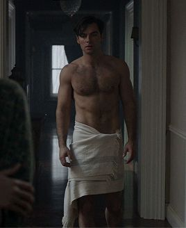 aidan turner and then there were none images | Aidan Turner as Philip Lombard in And Then There Were None (2015)