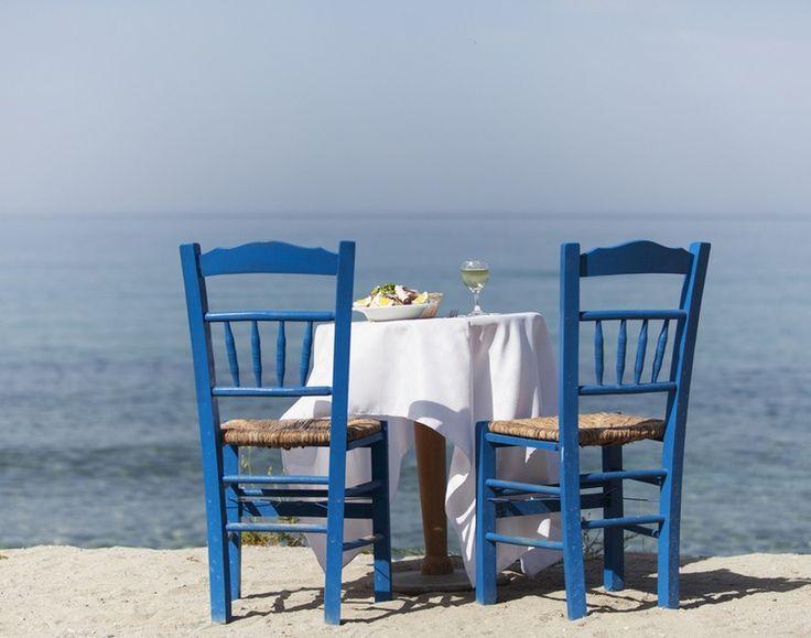 Ικαρία: Γεύμα στο πιο ανέμελο νησί