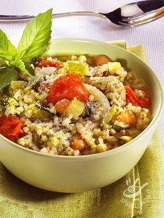 Il Grano saraceno alle bietole e fagioli è una vera e propria miniera di genuinità, con i suoi ingredienti sani e tradizionali!