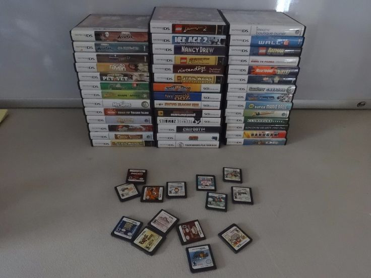Large SELECTION Nintendo DS Video GAMES COMPLETE New & Used You Choose From List in Video Games & Consoles, Video Games | eBay