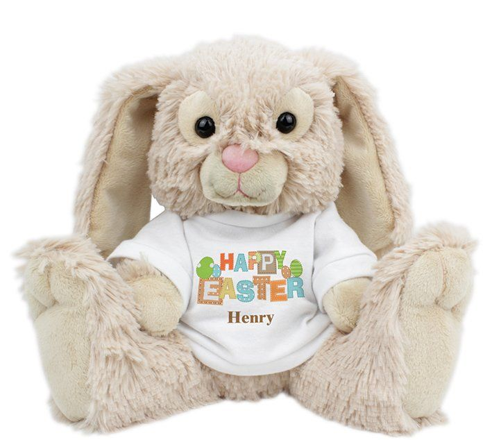 40 best easter gifts images on pinterest easter gift messages personalised easter bunny perfect gift or present for easter baby girl or boy for daughter grandaughter sister niece goddaughter son grandson negle Choice Image