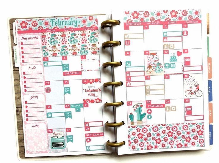 17 Best Ideas About Wedding Planner Book On Pinterest: 17 Best Ideas About Planner Layout On Pinterest