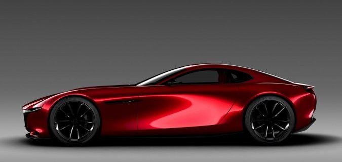 「Mazda RX-VISION」                                                                                                                                                                                 もっと見る