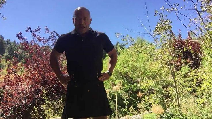 Men's Cargo Kilt review - Scottish Kilt Shop