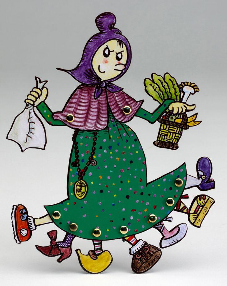 Cada any l'Ajuntament de Reus fa l'encàrrec de la Vella Quaresma a un artista. L'any 2006 li van fer l'encàrrec a la Pilarin Bayés.