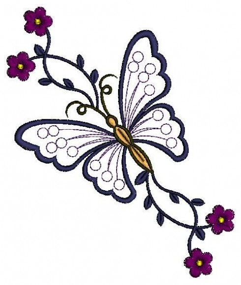 butterfly embroidery pattern http://www.embroiderymedia.com/wp-content/uploads/2013/01/free-butterfly-embroidery-pattern-