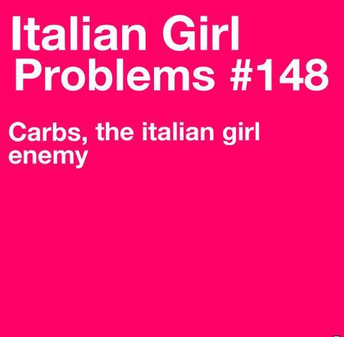 Darn carbs    D: