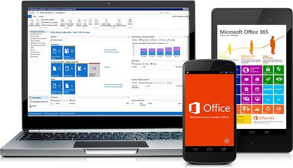 Microsoft Dynamics NAV365 - poznaj pakiet funkcjonalności!