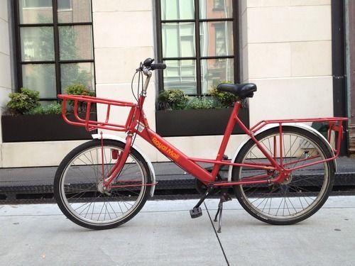 Pashley Royal Mail bike