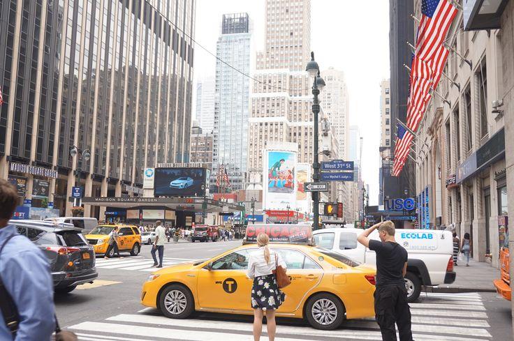 New York New York! Sehenswürdigkeiten im 1 Wochenprogramm!