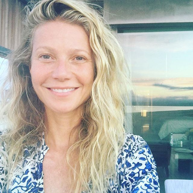 Gwyneth Paltrow Goes Makeup-Free for Her 44th Birthday (PHOTO) | StyleCaster