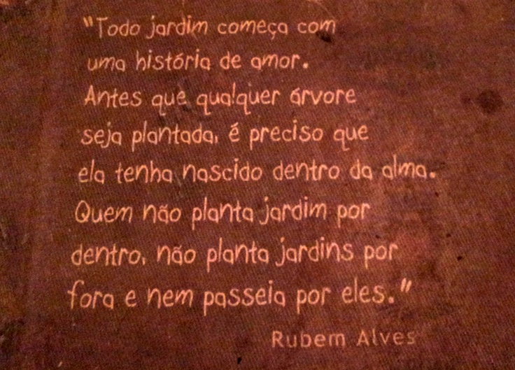 Rubem Alves Quotes