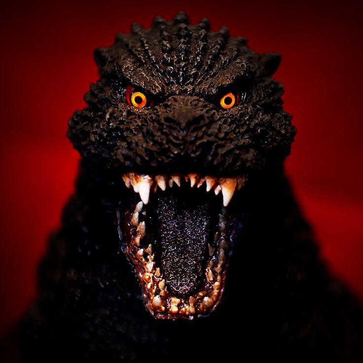 DesuGodzilla (Godzilla vs Destroyah 1995) MyKaiju.com