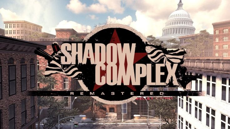 imagen Shadow Complex Remastered [2015] [Español]