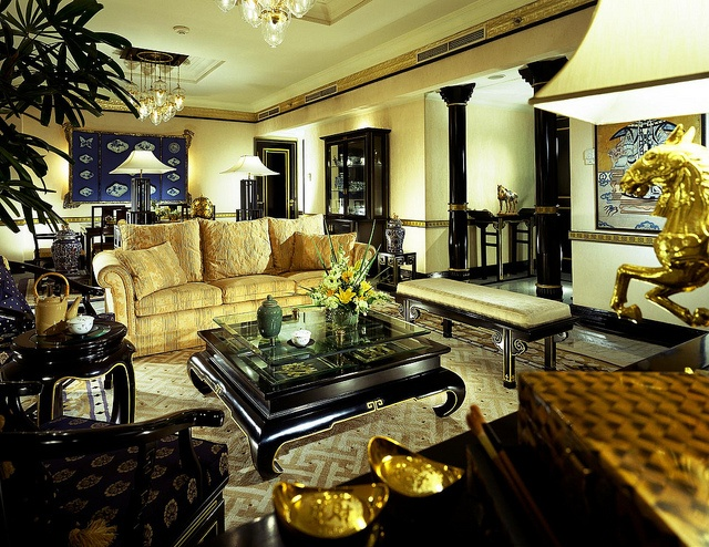 Presidential Suite - Special design for business people who need luxurious  ambience with extreme privacy, facilitated with living room, dinning room  and ...