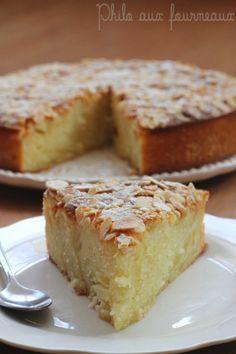 Philo aux fourneaux: Gâteau aux pommes & mascarpone