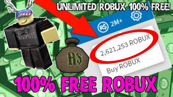 Roblox Robux Generator No Survey - Get Unlimited Free Robux