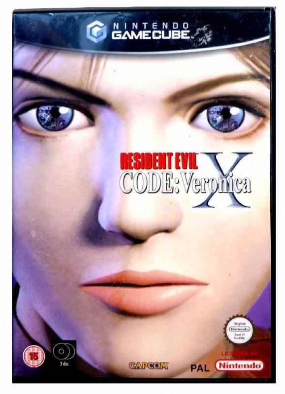 Buy Resident Evil Code: Veronica X Gamecube Australia