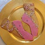 gâteau anniversaire ballerines