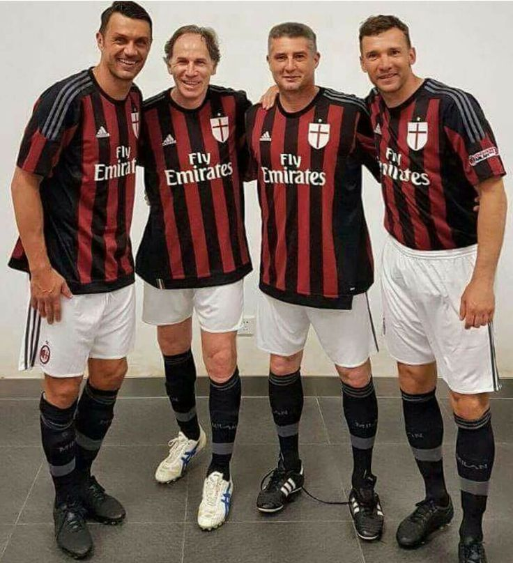 Leyendas AC Milan