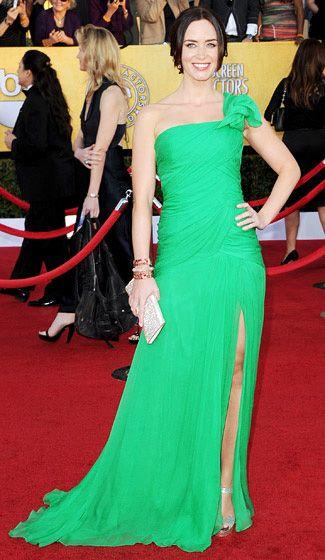 Emily Blunt at the SAG Awards