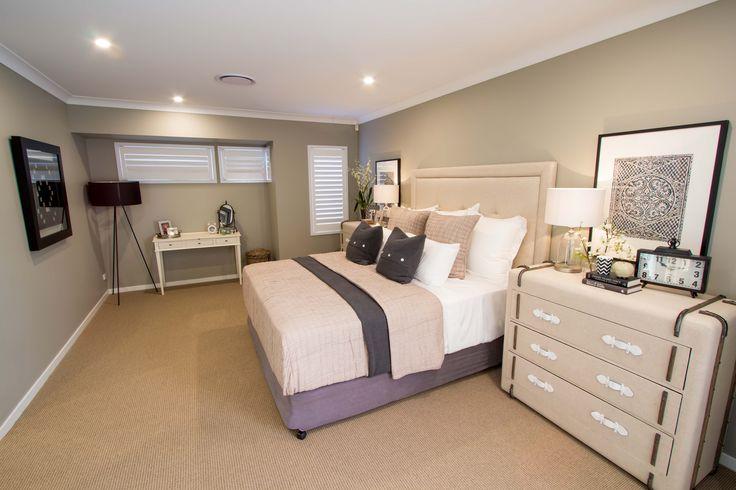 Main bedroom. Master bedroom.