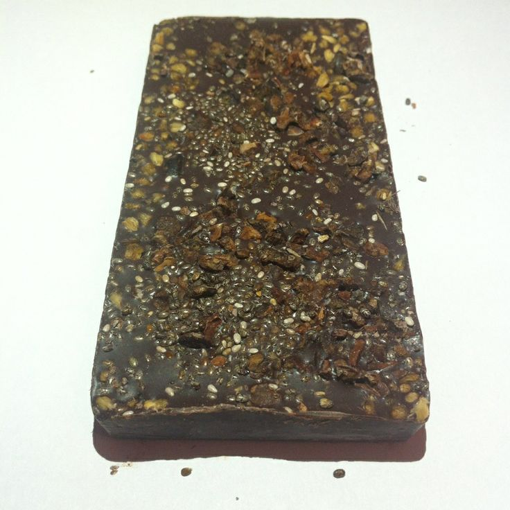 #Superfood #raw #chocolate bar
